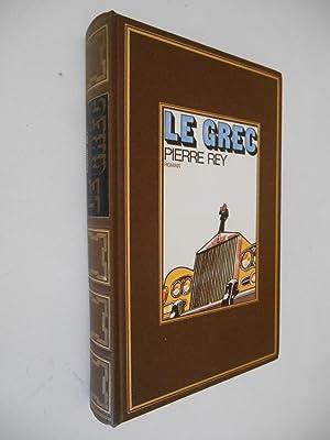 Le grec / Rey, Pierre / Réf34248: Rey, Pierre