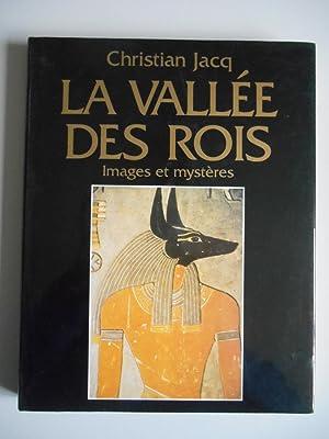 La vallée des Rois Images et Mystères: CHRISTIAN JACQ
