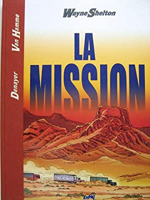 Wayne Shelton LA MISSION