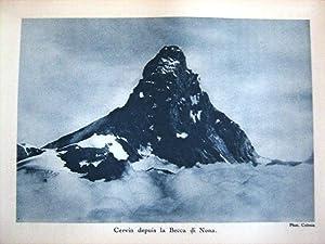 Le Mont Cervin: GUIDO REY