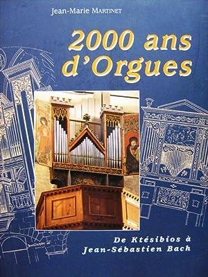 2000 ans d'Orgues: Jean-Marie Martinet