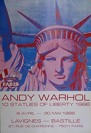 10 Statues of Liberty - Original exhibition