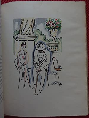 La Garconne - Illustrated with 28 lithographs by Kees VAN DONGEN: Victor MARGUERITTE