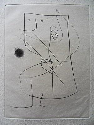 Almario - ILLUSTRATED with 5 original etchings: José-Miguel Ullan