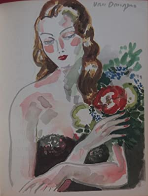 La Femme Sacree - Illustrated with 9: Jean Cocteau, Colette,