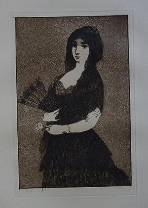 Sonnets et Eaux-Fortes - Illustrated with 42: Jean Aicard, Joseph