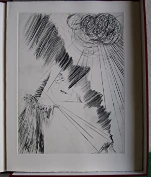 Faust - Illustrated with 21 ETCHINGS by Salvador DALI # HANDSIGNED: Johann Goethe