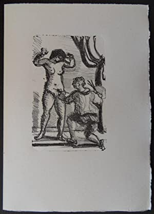Contes et Nouvelles - Illustrated with 67 Original Lithographs by Andre DERAIN