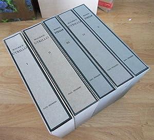 Maurice UTRILLO Catalogue Raisonne - Complete works: Paul Petrides
