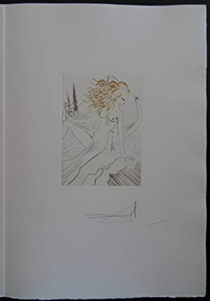 Decameron - Illustrated with 10 HANDSIGNED ETCHINGS: Boccaccio