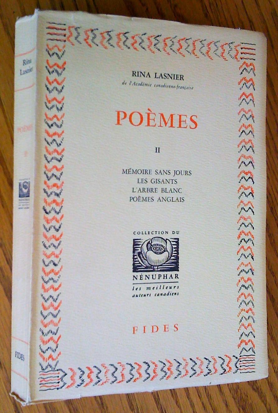Poèmes Tome I Images Et Proses Madones