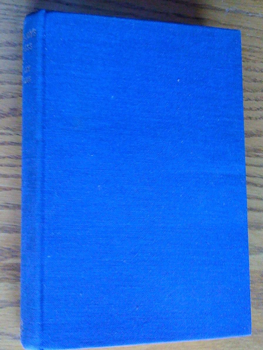 Everybody's Business Withers, Hartley Fine Hardcover