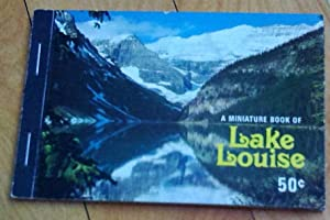 A Miniature Book of Lake Louise (8 photos)