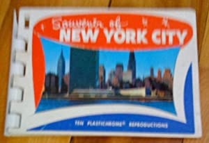 Souvenir of New York City: ten plastichrome reproductions
