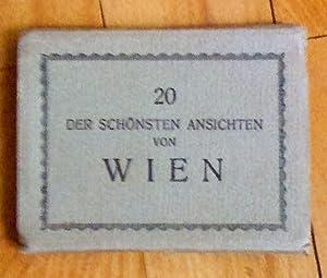 20 der schonsten ansichten von Wien