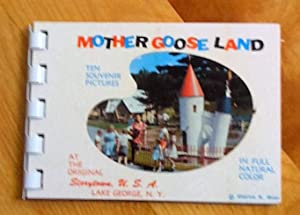 Mother Goose Land at the original Storytown, U.S.A., Lake George, N.Y.: ten souvenir pictures im ...