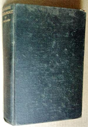 A Chinese Testament: The Autobiography of Tan: Tretiakov, S. (as