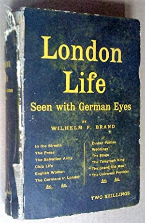 London Life seen with German eyes