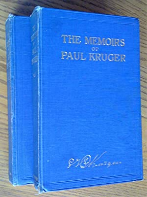 The memoirs of Paul Kruger, four times: Kruger, Paul