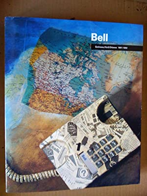 Bell. Bottin (annuaire) téléphonique pages blanches Gatineau-Hull-Ottawa 1991-1992