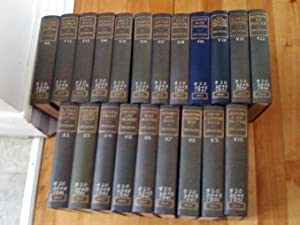 Works, 21 volumes of 22