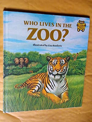 Who Lives in the Zoo? (Golden Storytime Book)