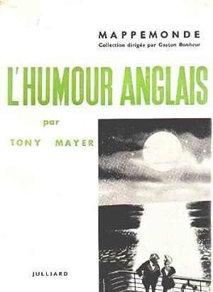 L'humour anglais: Mayer Tony