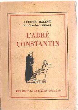 L'abbé constantin: Halevy Ludovic