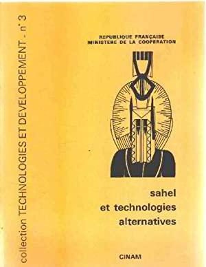 Sahel et technologies alternatives