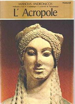 L'acropole: Andronicos Manolis