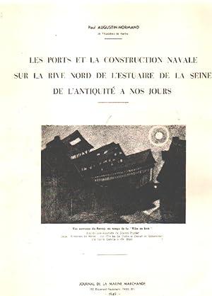 Les ports et la construction navale sur: Austin-normand Paul