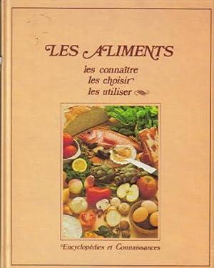 Les aliments: LYON Josette