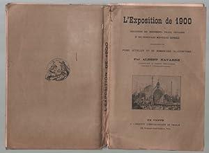 L'exposition de 1900 en sténographie: Navarre Albert