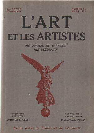L'art et les artistes n°95: Dayot Armand