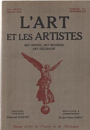 L'art et les artistes n°101: Dayot Armand