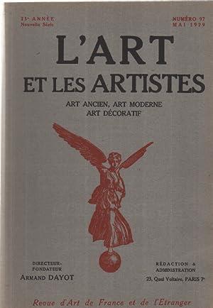 L'art et les artistes n°97: Dayot Armand
