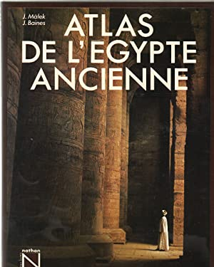 Atlas de l'Égypte ancienne: Baines John, Málek