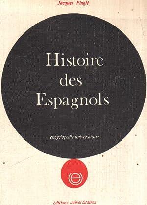 Histoire des espagnols: Pinglé Jacques