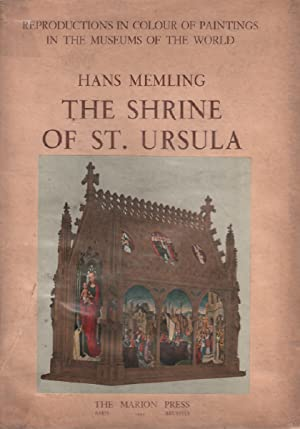 The shrine of st. ursula: Memling Hans