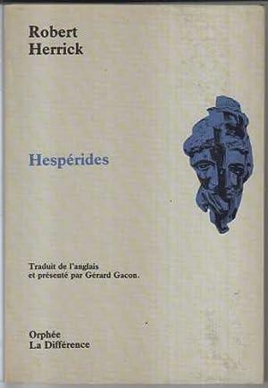 Hesperides: Herrick Robert