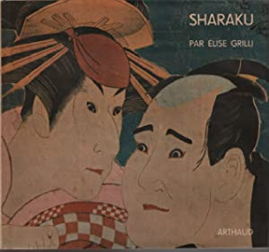 Sharaku. Traduction et adaptation de Marcel Requiem.: Grilli Elise