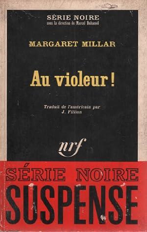 Au violeur / série noire n°1019: Millar Margaret