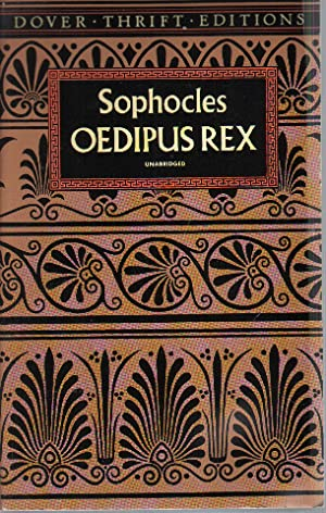 a review of the basic plot of sophocles oedipus rex Tyrannos or oedipus rex, written around 420 bc, has long been regarded not  only as his finest  sophocles - oedipus the king 1  main doors are directly  facing the audience there are  as one who is a stranger to the story, a  stranger to.