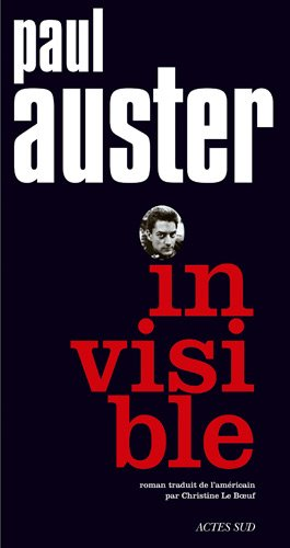Invisible: Auster Paul, Boeuf