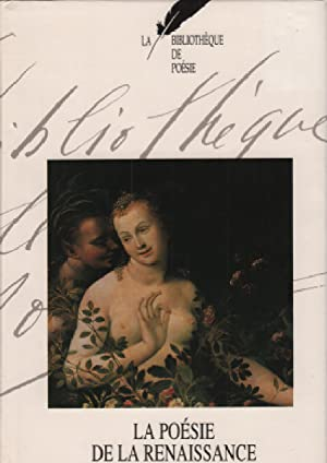 La poésie de la Renaissance: Alain Masson