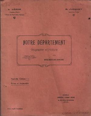 Notre departement / geographie et histoire des: Lebre / Jurquet