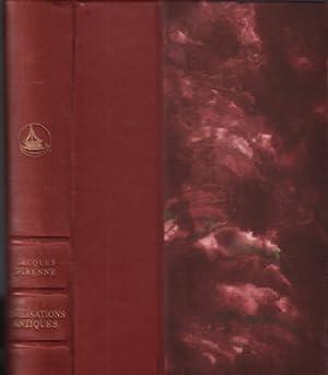 Civilisations antiques: Pirenne Jacques