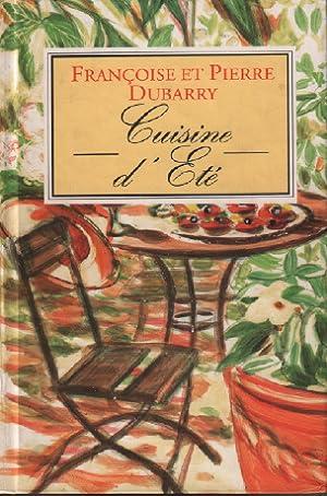 Cuisine d'été: Dubarry Françoise Et