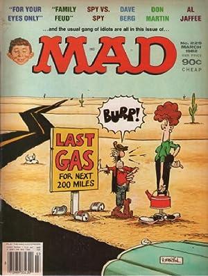 Magazine Mad n° 229