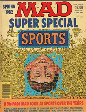 Magazine Mad n° super special sports 1982